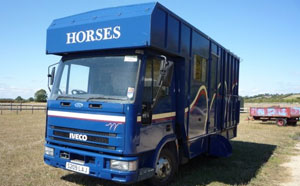 Horse Truck Hire
