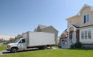 Moving House Truck Hire