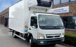 Truck Hire Peterborough
