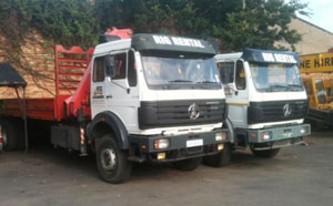 Truck Hire Sheffield