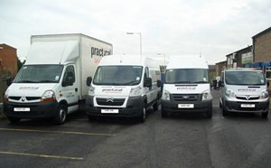 Van and Truck Hire